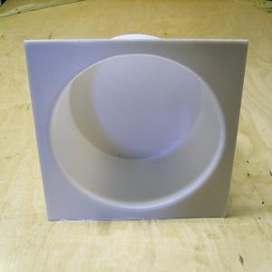 Цилиндры из пластика. Прозрачные цилиндры.