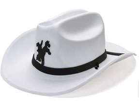 Ковбойская шляпа. Промо кепки. Промо бейсболки.