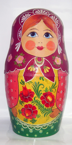 Big Matryoshka Doll