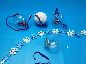 Шары и сферы из пластика или оргстекла