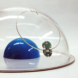 Лючок для шара и сферы из пластика и оргстекла