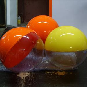 Шары и сферы из пластика и оргстекла