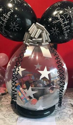 Вакуумный упаковщик шаров. Упаковка подарков в шар.