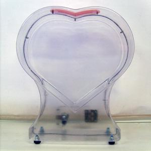Ящик для сбора пожертвований и благотворительности настольный «НСТ-03»
