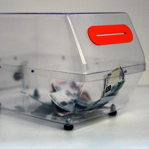 Ящик для пожертвований «НСТ-08»
