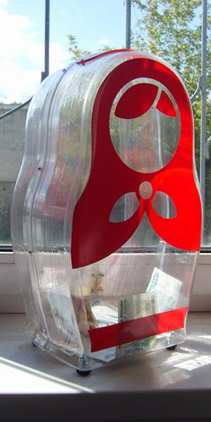 Ящик для сбора пожертвований и благотворительности настольный «НСТ-09»