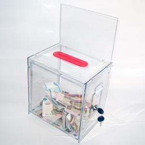 Ящик для пожертвований «НСТ-15»